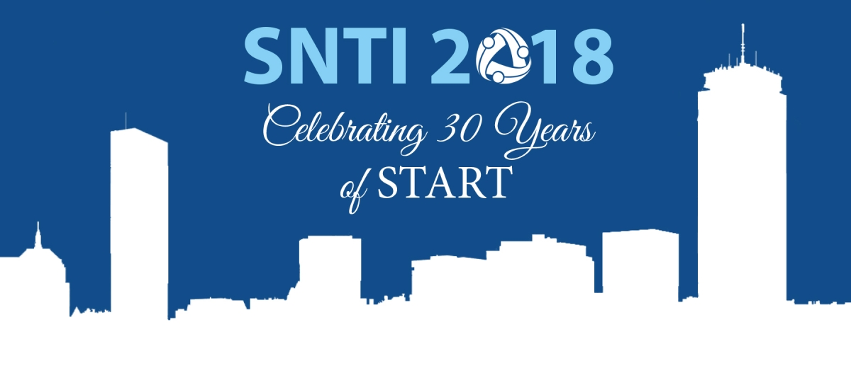 2018 START National Training Institute banner