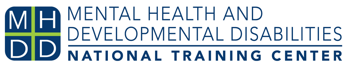 MHDD National Training Center Logo