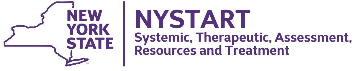 New York START logo
